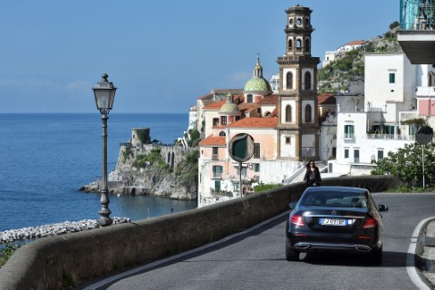 Airports for Amalfi Coast
