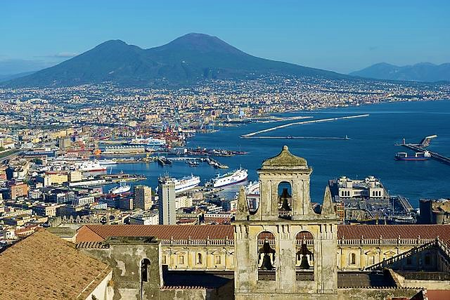 Cruise Excursions Naples Italy