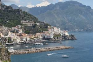 Tour from Naples to Amalfi Coast